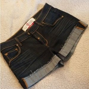 Easy Money Jean's Shorts (Jackpot Shortie)